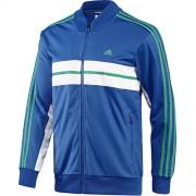 Adidas Anthem Tracktop Blauw/Groen