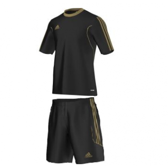 Adidas ClimaLite  tenue  Zwart/Goud